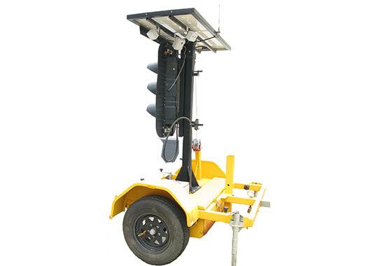 Portable Traffic Light Camera